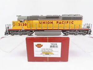 HO-Scale-Broadway-Ltd-BLI-709-UP-Union-Pacific-SD40-2-Diesel-Loco-3130-DCC-Sound