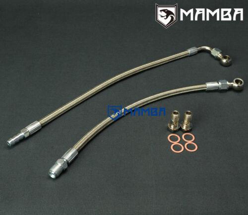 Turbo Water Line hose Dodge Neon SRT-4 PT CRUISER w// Garrett GT3076R GT3582R BB
