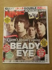 NME DECEMBER 18-25 2010 THE CRIBS PLAN B TINIE TEMPAH FOALS SUEDE BIFFY CLYRO