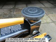 Rubber pad rubber block jacking pad for Halfords hydraulic Trolley jack adapter