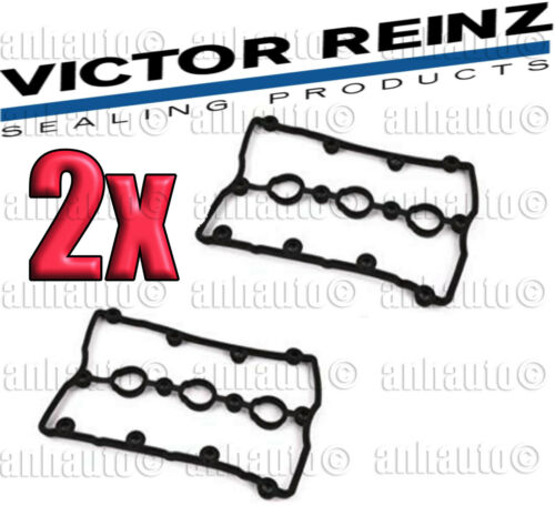 Victor Reinz Valve Cover Gasket Set for Audi  V6  3.0-Liter