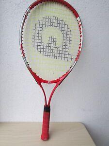 100% Vrai Qiangli Junior 567 Raquette De Tennis Chuglee Motricité-afficher Le Titre D'origine Vous Garder En Forme Tout Le Temps