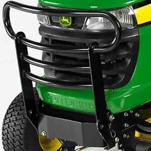 john deere x300 and x500 series brushguard bumper bm23057. Black Bedroom Furniture Sets. Home Design Ideas