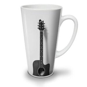 Guitar Instrument Music NEW White Tea Coffee Latte Mug 12 17 oz | Wellcoda