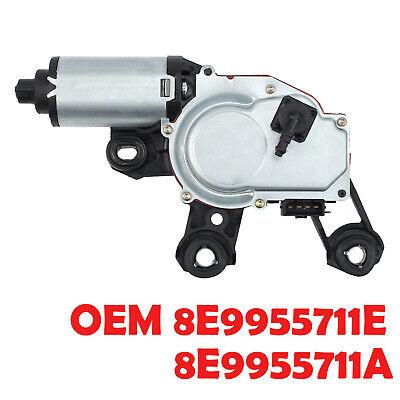 For Audi A6 Saloon And Estate 2004-2008 Rear Windscreen Wiper Motor 8E9955711E