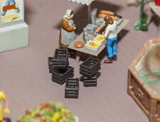 Faller HO 180927 6 Cajas de fruta Nuevo