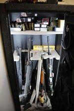 "MaxMySafe Gun Safe Vault LED LIGHT 24-36"" WIDE Auto ON/OFF Battery Power BRIGHT"