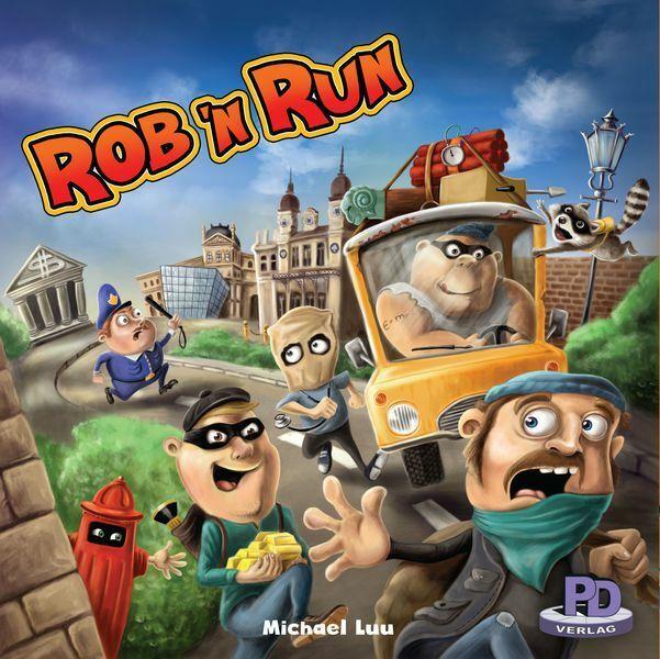 Rob 'n correre Gioco da Tavola Da  Rio Gree giocos  scelta migliore