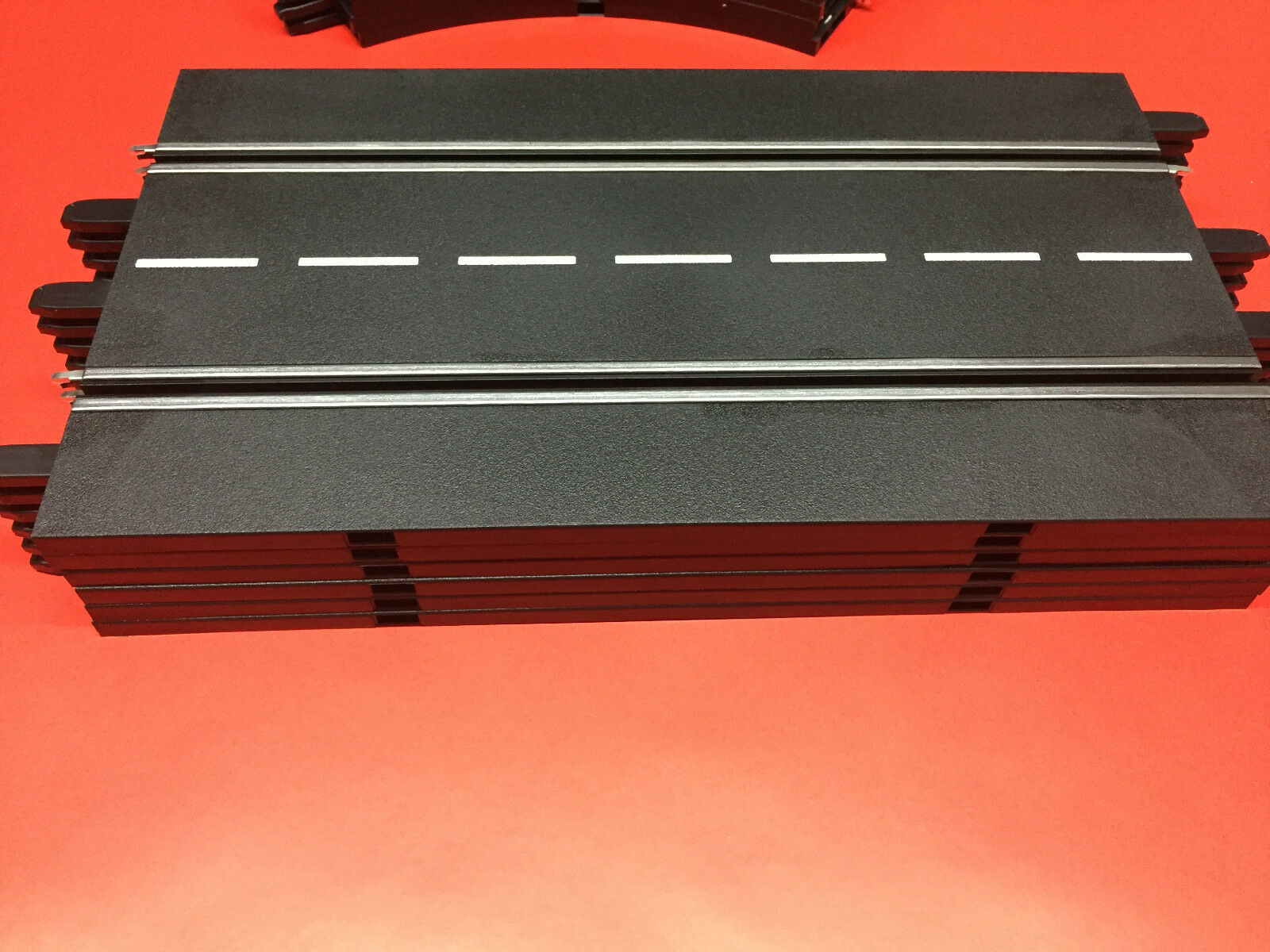 Carrera Evolution Digital 132 -124 - - - 6 x Gerade Standardgerade 20509 NEUWARE  | Sonderkauf  217e03