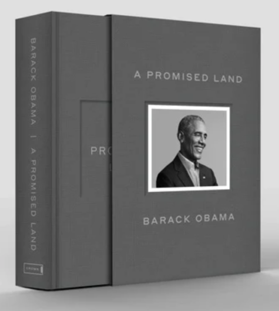 President Barack Obama Deluxe Limited A Promised Land Autograph Signed New