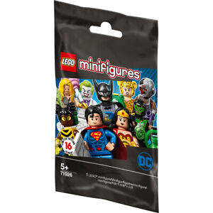 New Lego Cheetah Minifigure From DC Super Heroes Series colsh-6