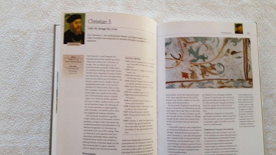 Politikkens store bog om Danske Monarker, Benito
