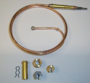 UNIVERSAL-THERMOCOUPLE-600MM-LONG-NEW-FREE-POSTAGE-PACK-OF-2