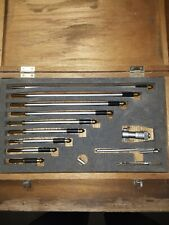 Mitutoyo Micrometer Inside 141 133 2 12 Preowned