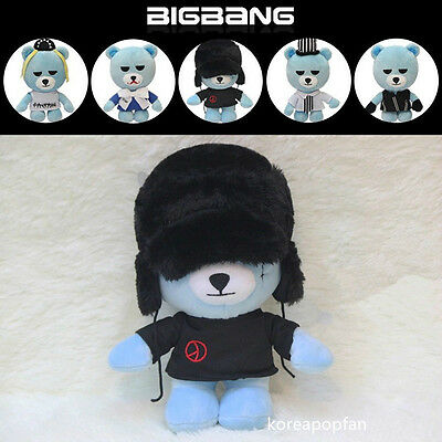 BIGBANG MADE TAEYANG DAESUNG GD G-DRAGON SEUNGRI T.O.P TOY DOLL KPOP NEW