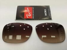 Ray-Ban RB 3522 001/13 64mm Brown Gradient Replacement Lenses Authentic