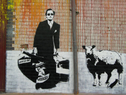 BLEK LE RAT GRAFFITI photoprint//ironon transfer// sticker choice of pictures