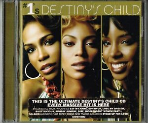 Destiny S Child 1 S Greatest Hits Cd American Girl Group Beyonce Kelly Rowland Ebay