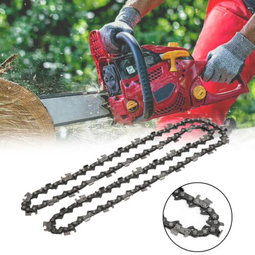 """20/"""" Chainsaw Saw Chain 325 pitch .058 gauge 76DL Drive Links Spare Replacement"""