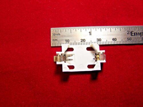 CR2016,CR2025 /& CR2032 Battery Holder 3v 1Pc. SMD//SMT Button Coin Cell