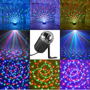 Image is loading R-&-G-LED-Super-Mini-Projector-DJ-  sc 1 st  eBay & Ru0026G LED Super Mini Projector DJ Disco Laser Lighting Stage Light ... azcodes.com