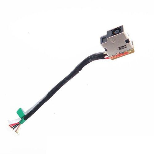 DC POWER JACK CABLE HP 15-BA051WM 15-BA052WM 15-BA079DX 15-BA081NR 15-BA079SA