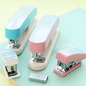 Image Is Loading Eg Cartoon Business Stapler Student Office Stationery Pins