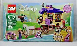 Rapunzel/'s Traveling Caravan Set 41157 323pcs Lego Disney Princess