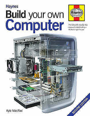 """""""AS NEW"""" Build Your Own Computer (2nd edn), MacRae, Kyle, Book"""