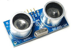 Ultraschall entfernungsmesser hc sr ultrasonic modul distance