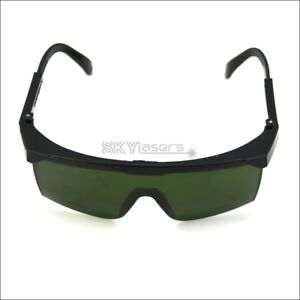 Protection Goggles Laser Safety Glasses Green Blue Spectacles Eye Protective