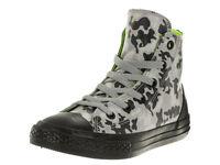 Boys Girls Converse 651681c Ctas Rubber Hi Dolphin Sneakers Shoes Junior 5