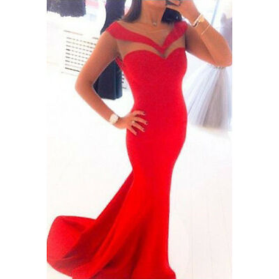Boldgal Nightclub Gown Sexy Evening Red Hot Western Party Dress