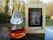 Flacon Ancien - SALVADOR  DALI - Parfum de Toilette - Coffret - Perfume Bottle