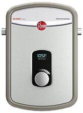 NEW Rheem RTEX-13 240-Volt 1-Chamber 13kW Electric Tankless Water Heater