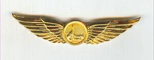 bangkok air airlines crew pilot wings badge ebay. Black Bedroom Furniture Sets. Home Design Ideas