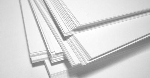BWARE Drucker- und Kopierpapier A4 80g/m² weiß, alle Drucker 5000 Blatt Büro