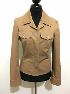 Cotton Shirt Giacca amp  Sz Donna GABBANA Jacket DOLCE amp G D Woman Cotone  wvxq8BvI 925fe86c5f7