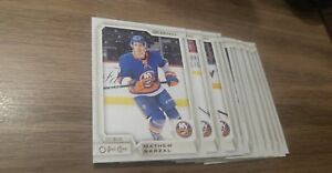 2018-19-OPC-NEW-YORK-ISLANDERS-TEAM-SET-DOES-NOT-INCLUDE-ROOKIES-OR-SPS