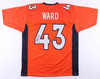 T.J.Ward Signed Denver Broncos Jersey (JSA) Super Bowl 50 Champ / Defensive Back | eBay
