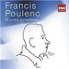 Poulenc: Oeuvres complètes (Complete works, 2015)