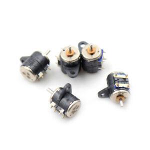5Pcs-3-5V-2-Phase-4-Wire-20-Ohm-6mm-Dia-Mini-Stepper-Motor-3C