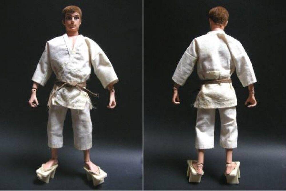 TAKARA Tomy vintage GI-JOE Rare 1965 Sports Judo action figure From Japan F/S