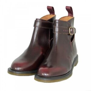 Details about Dr. Martens Women's TERESA Chelsea Boot Cherry Red Arcadia Ret. $150 ALL SIZES!