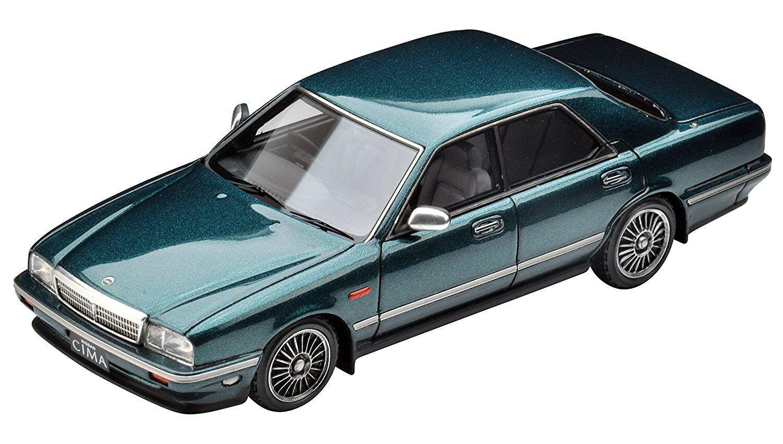 Ignition model x TOMYTEC 1/43 Nissan Cedric Cima Type II-S verde T-IG4309