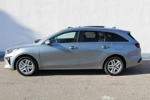 Kia Ceed 1,4 T-GDi Collection SW DCT - billede 2