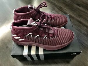new concept 944c2 7933a Image is loading Adidas-Dame-4-NBA-PE-Size-13-Deadstock