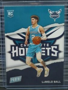 2020-21 Panini Fathers Day Lamelo Ball Rookie Card RC #RC3 Hornets (A) Y213