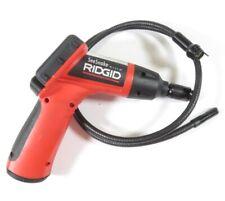 Ridgid 25643 Seesnake Micro Handheld Inspection Camera With Flexible Camera