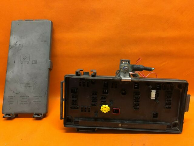 06-07 DODGE RAM 1500 Fuse BOX TIPM & PLUGS INTEGRATED POWER MODULE  56049889AM for sale onlineeBay